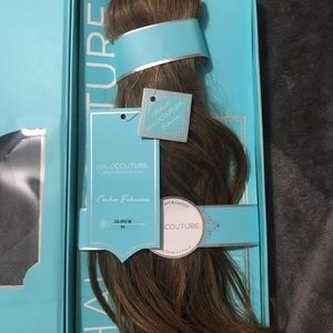 Halo Couture #6 Brown / Blonde Human Remy Hair